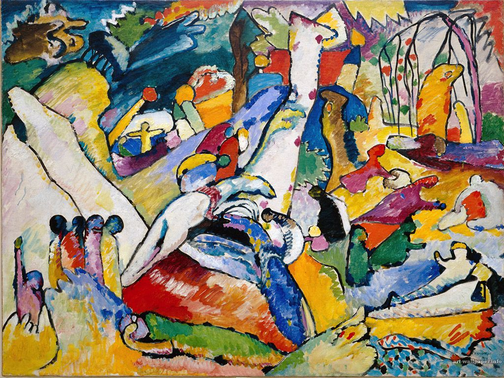 Kandinsky - Improvisations