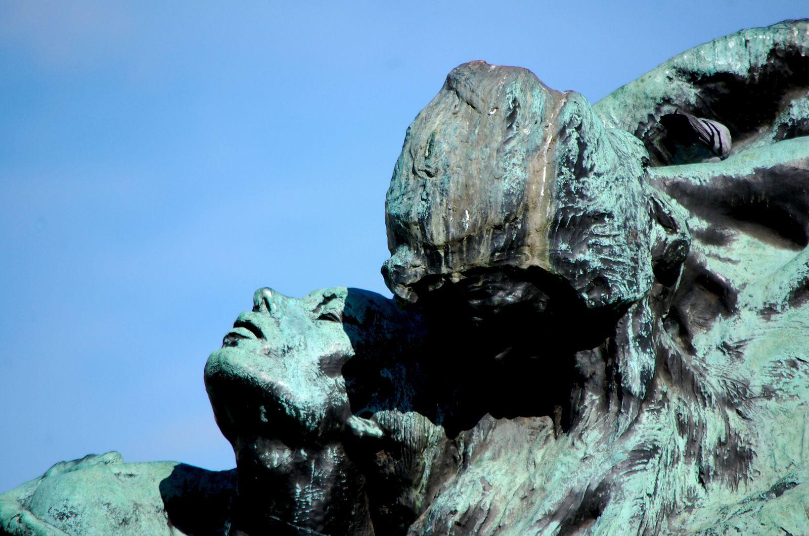 Monument à Jean Hus - Prague