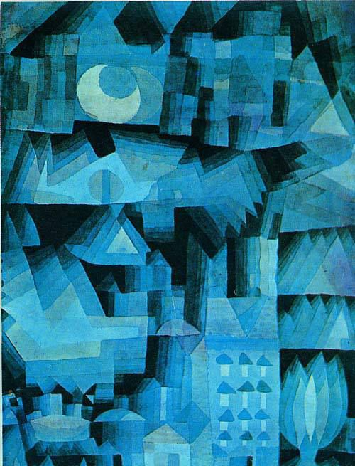 Klee - Dream City - 1921
