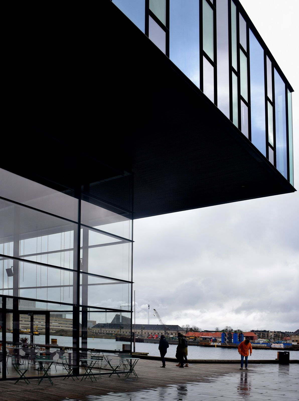 Copenhague - Maison de la musique - Royal Danish Playhouse - Photos: Lankaart (c)