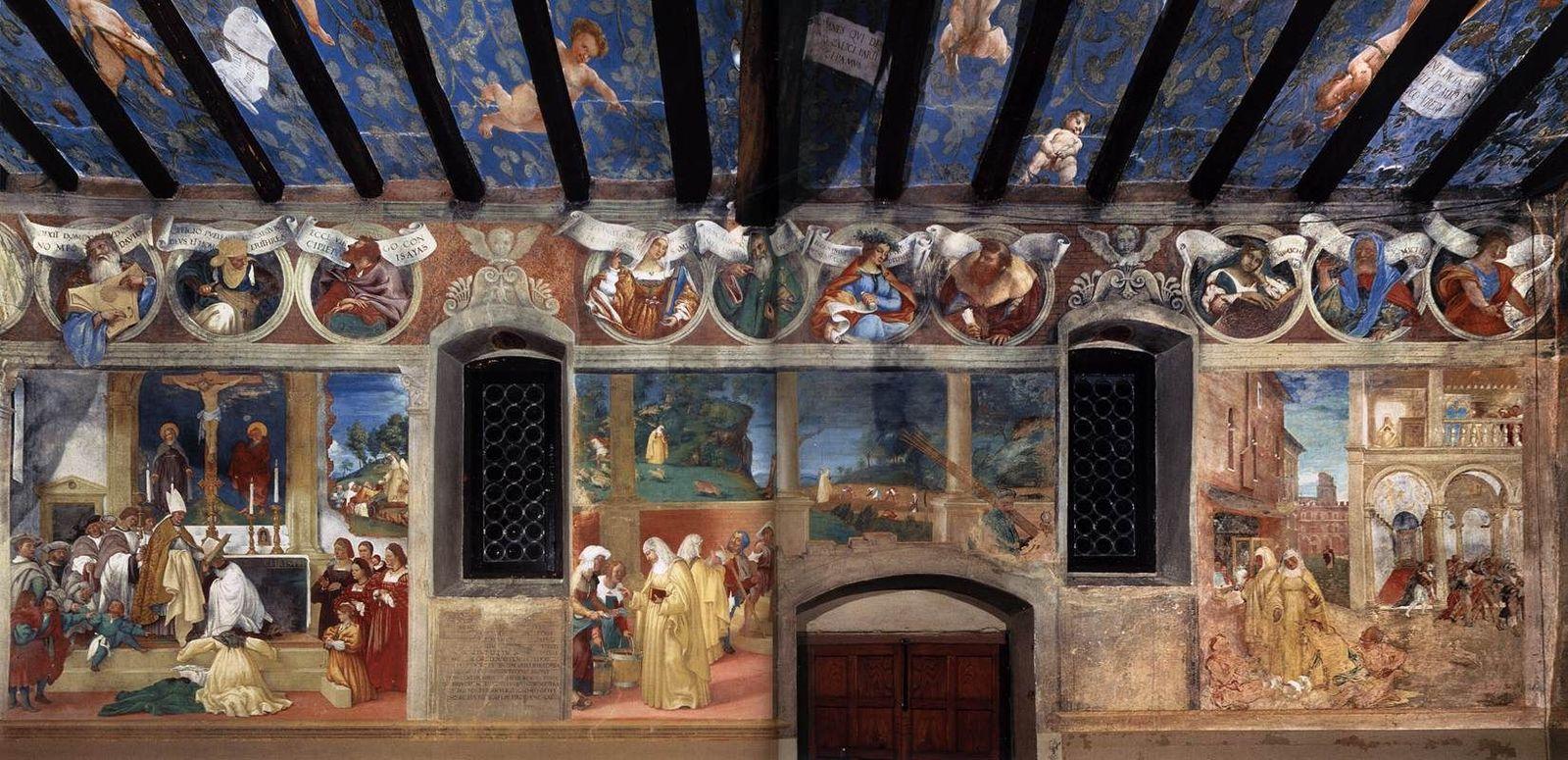 Lorenzo Lotto - Villa Suardi