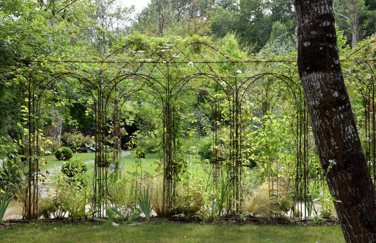 Domaine de Chaumont-sur-Loire  - Jardins - Photos: Lankaart (c)