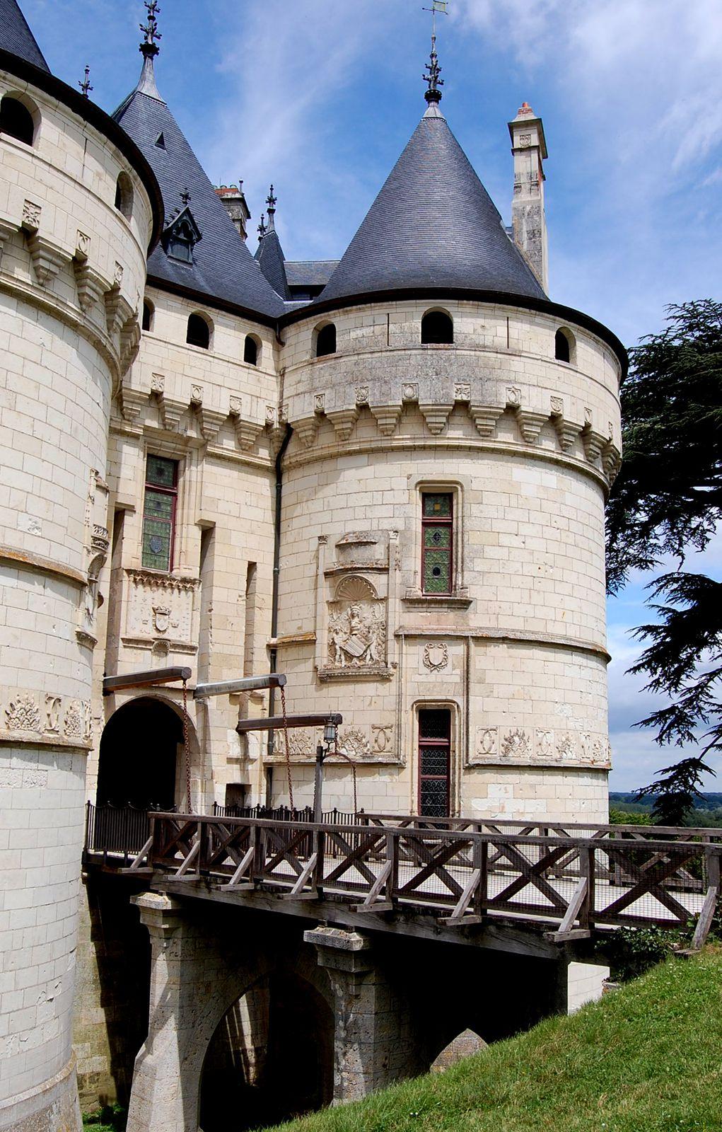 France - Château de Chaumont sur Loire - Photo: Lankaart (c)