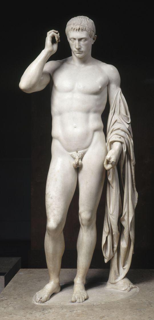 Marcellus - l'Athénien Cléoménès Marcellus - Photos: Musée du Louvre (c)