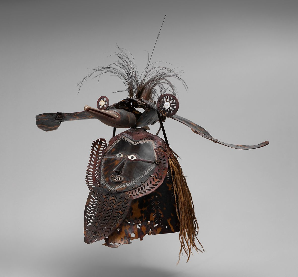 Mask (Buk, Krar, or Kara) - Photos: The MET