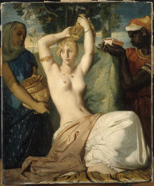 Théodore Chasseriau - Esther