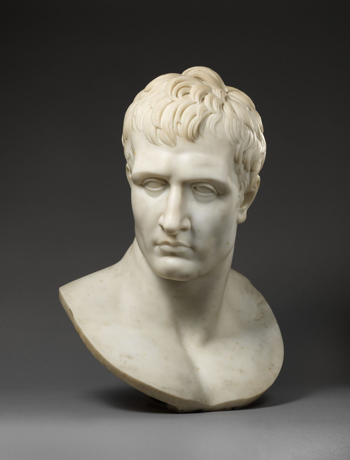 Canova - Napoléon - Photos: The MET