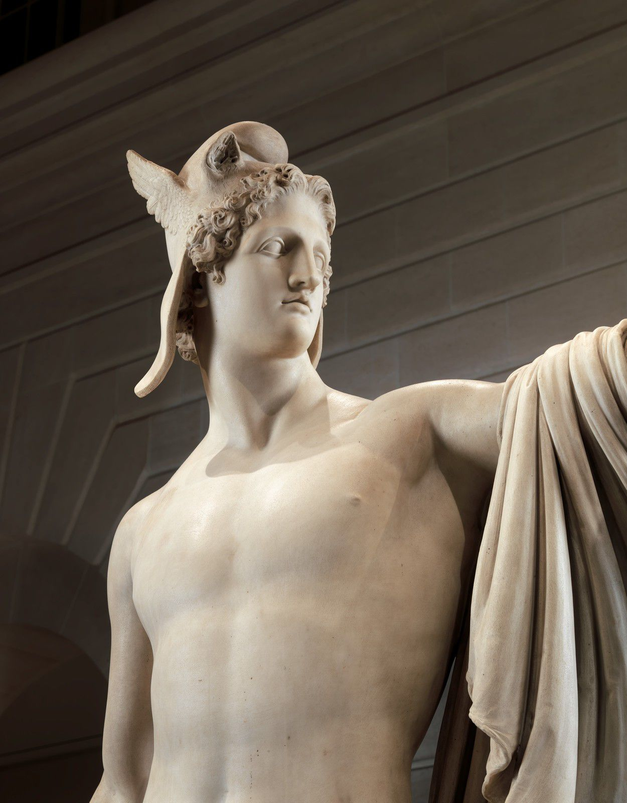 Canova - Persée  - Copie - 1804-1805 - Photos: The MET