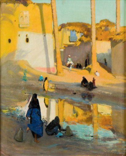Jacques Majorelle - Maroc