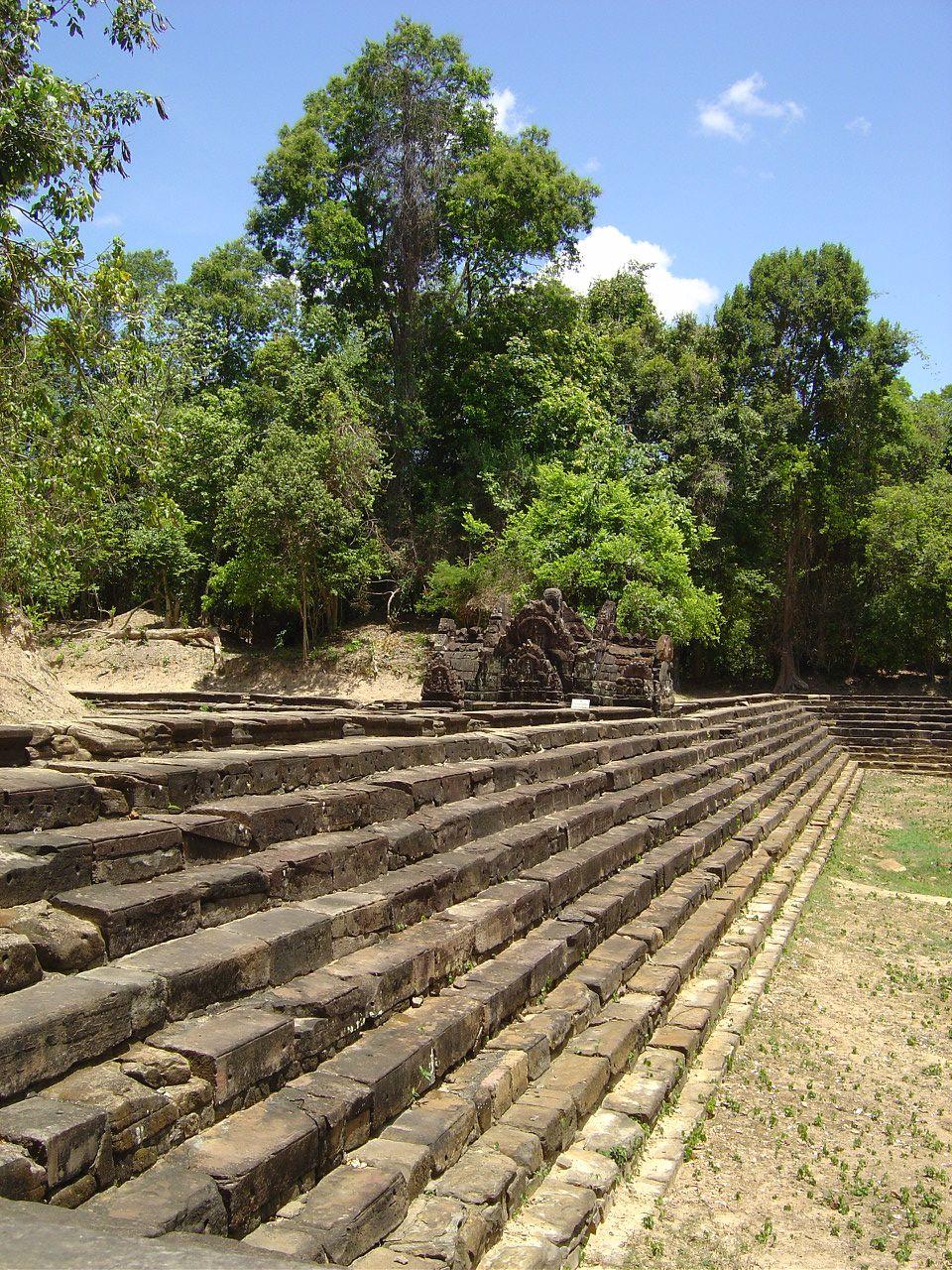 Angkor - Temple de Neak Pean - Photos: Lankaart (c)