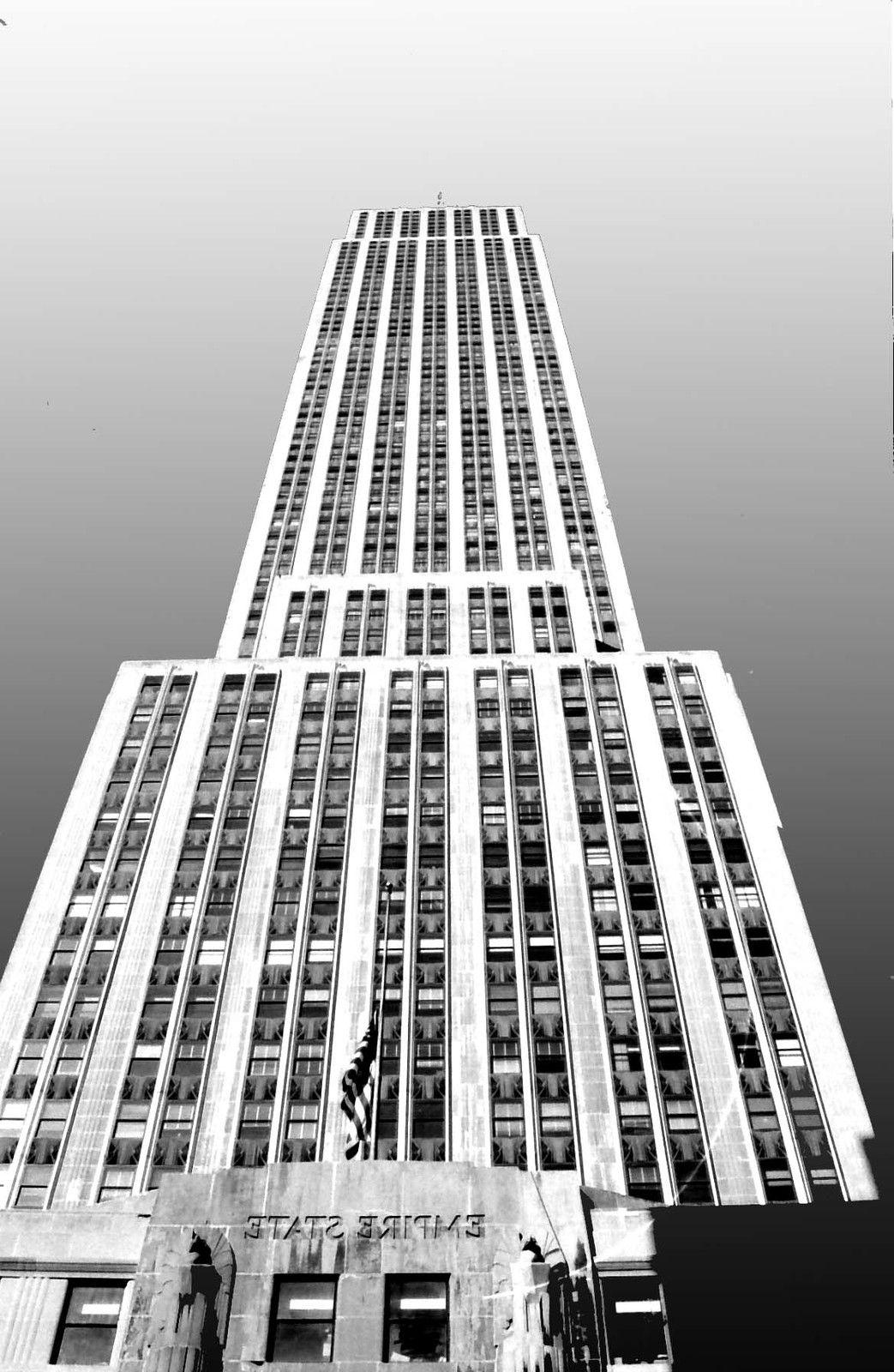 New York - L' Empire State Bulding Shreve, Lamb & Harmon - Photos: Lankaart (c)