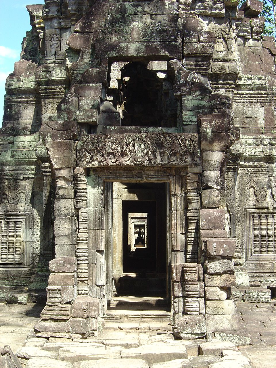 Angkor - Temple de Preah Khan - Photos: Lankaart (c)