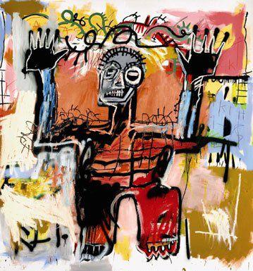 Basquiat Jean-Michel - Voyage dans les rues de New-York