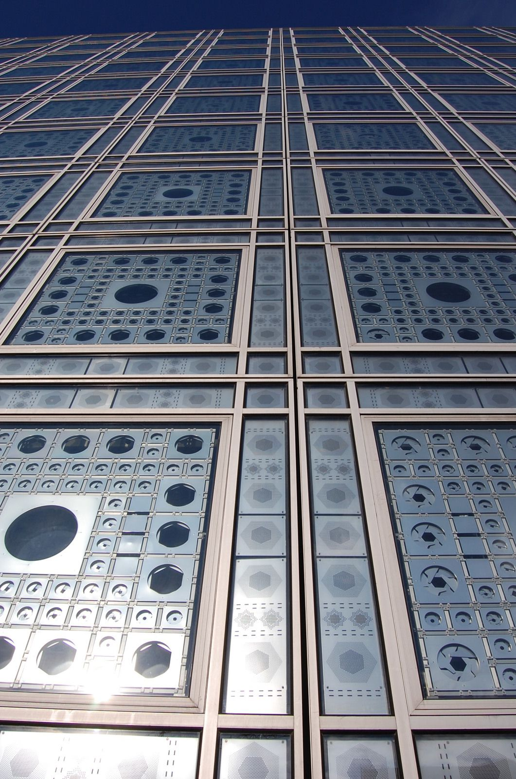 Jean Nouvel - IMA - Institut du Monde Arabe - Paris - Photos: Lankaart (c)