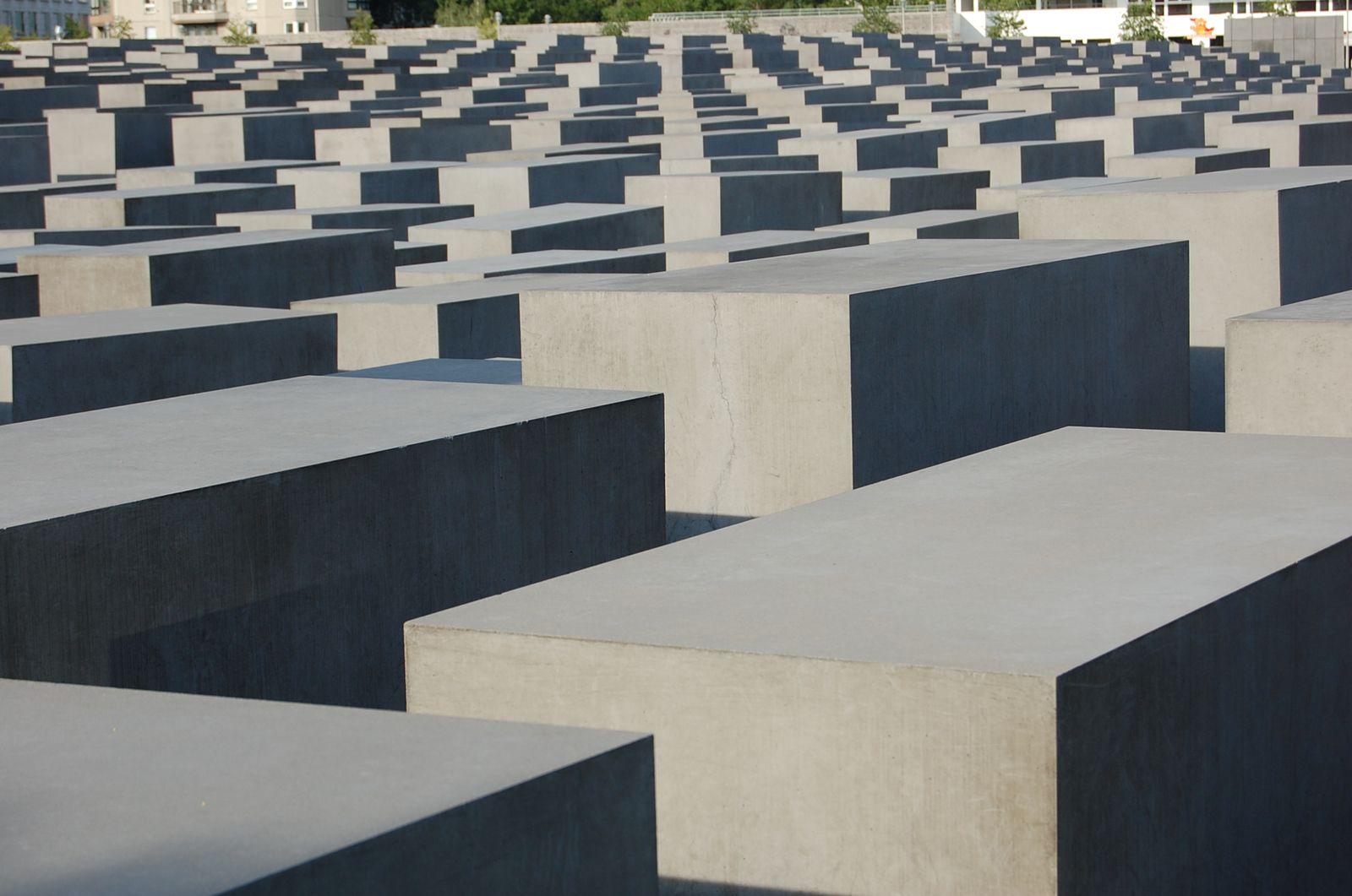 Peter Eisenman - Mémorial aux juifs - Berlin - Photos: Lankaart (c)