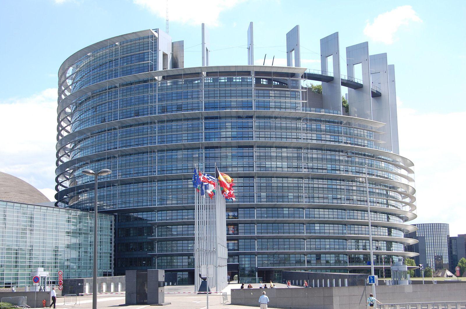 Architecture Studio - Le Parlement Européen de Strasbourg - Photos: Lankaart (c)