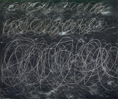 Cy Twombly - Abstraction