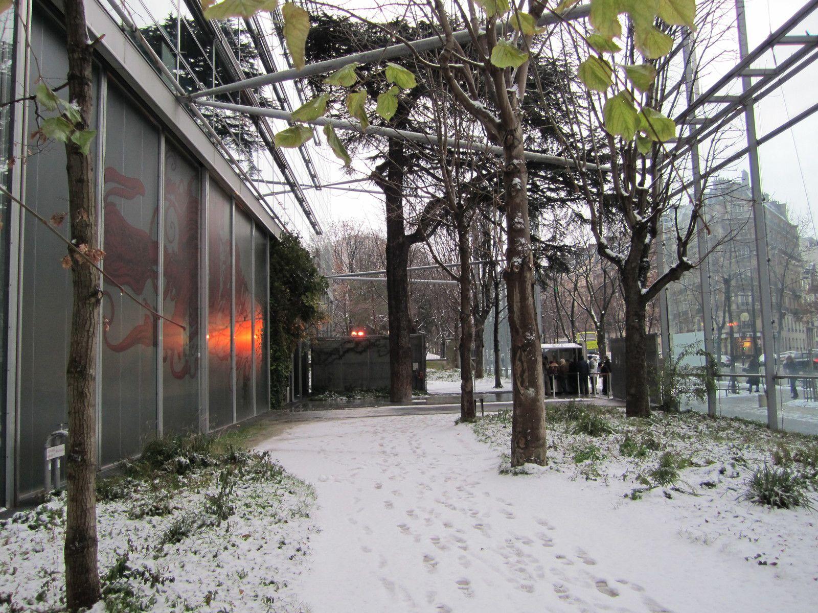 Jean Nouvel - Paris Fondation Cartier - Photos: Lankaart (c)