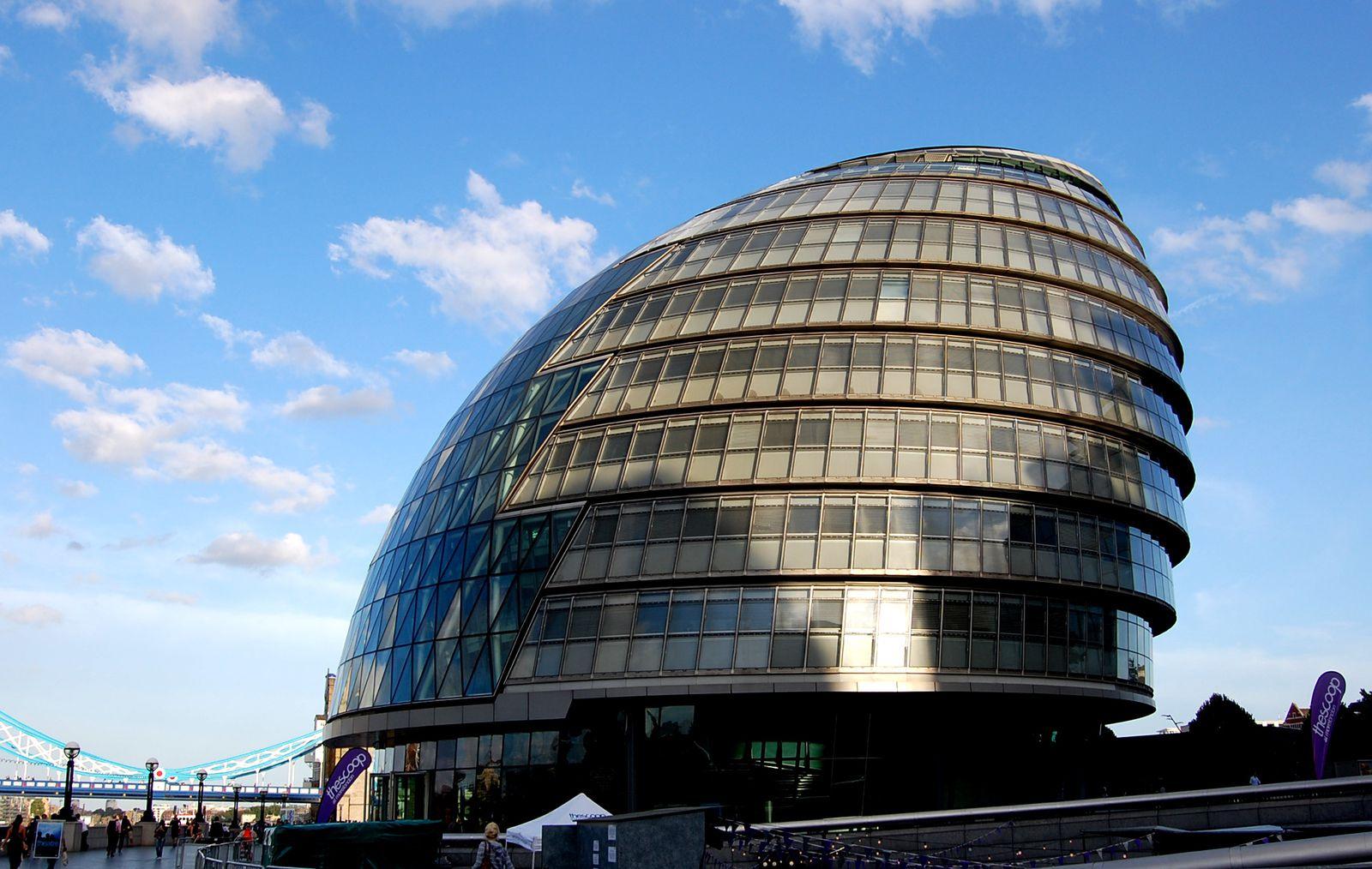 Foster - City Hall Londres - Photos: Lankaart (c)