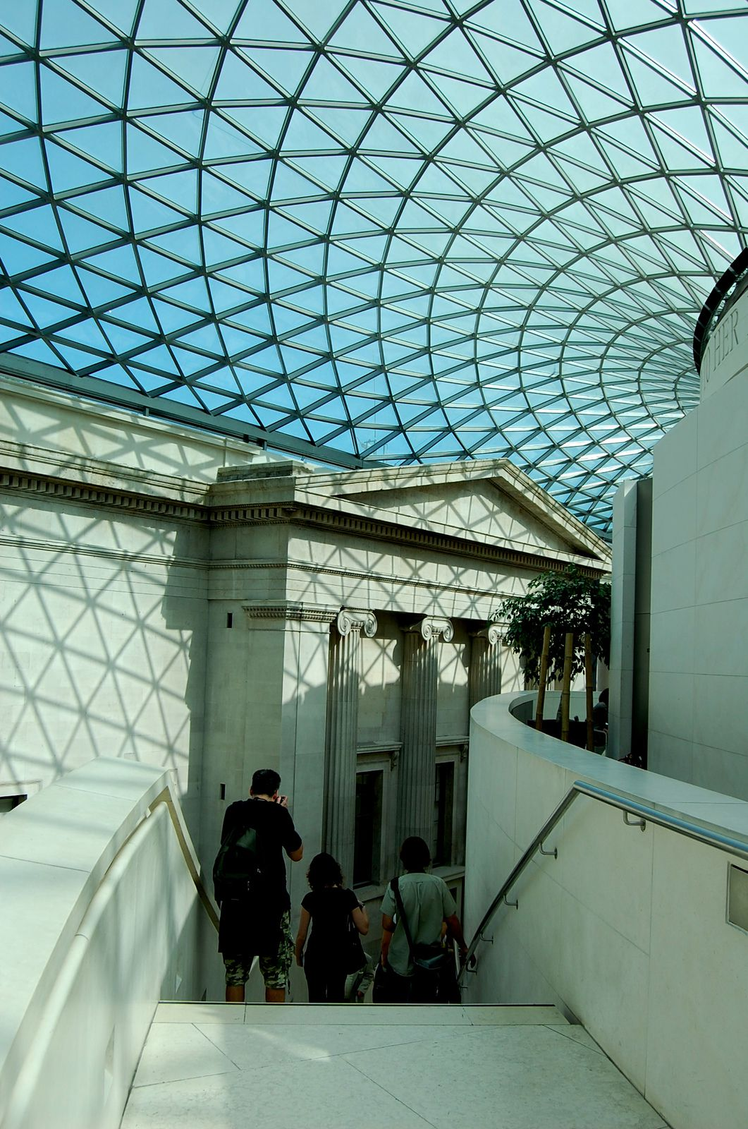 Foster - British Museum - Photos: Lankaart (c)