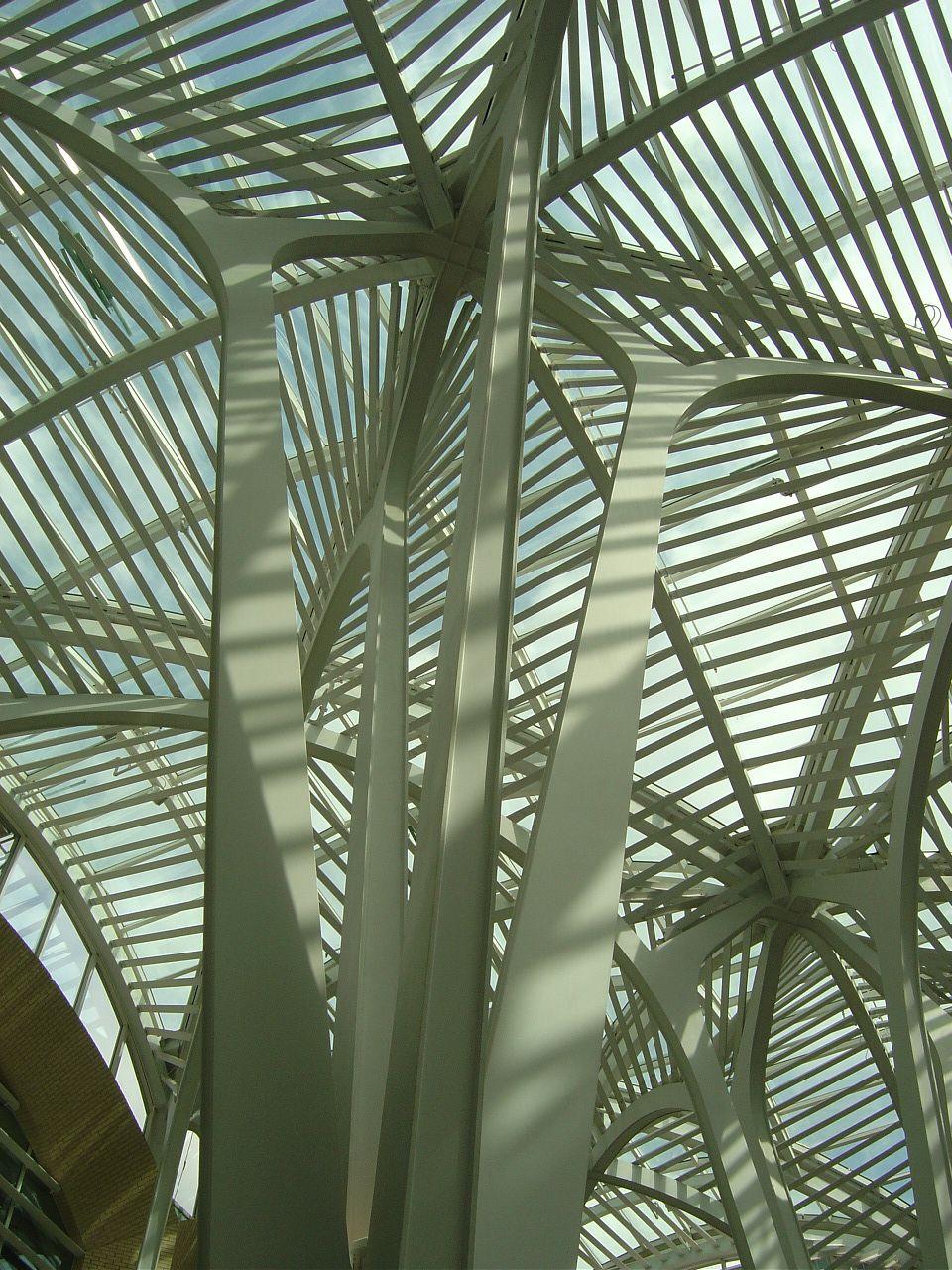 Santiago Calatrava - The Allen Lambert Galleria Toronto - Photos: Lankaart (c)