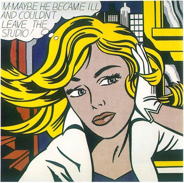 Roy Lichtenstein - Portraits