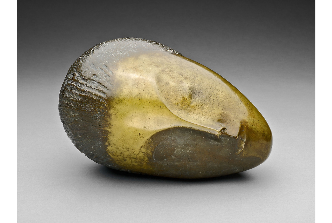 Constantin Brancusi - Sleeping Muse - 1910 - Photo: Art Institute Chicago