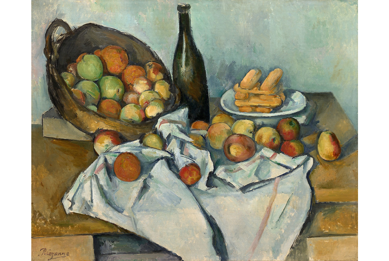 Cézanne - Nature morte - Art Institute Chicago