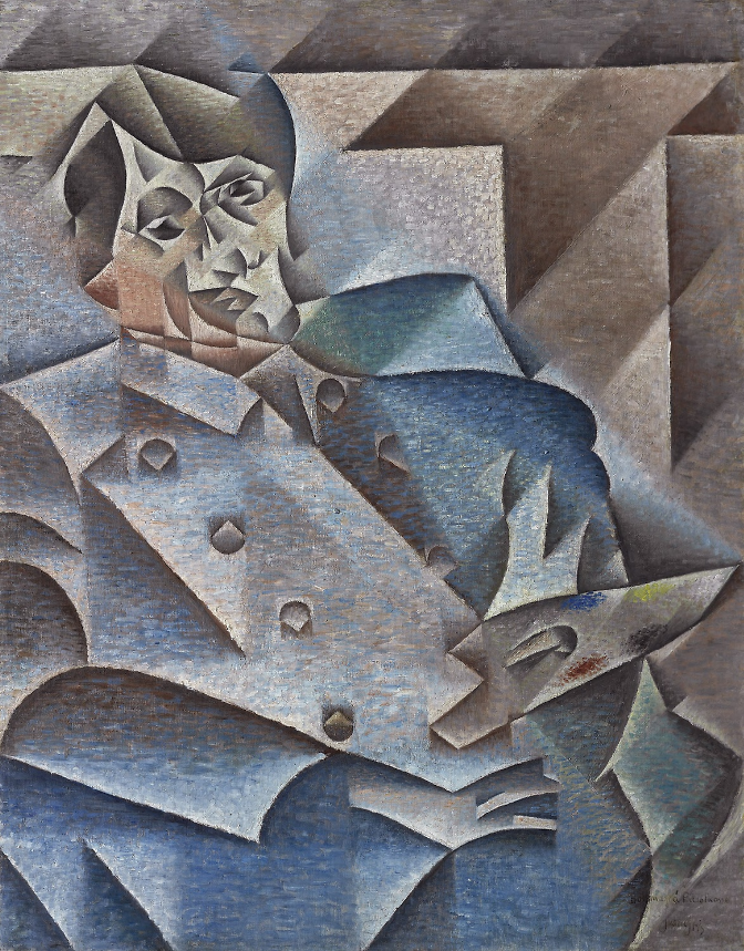 Juan Gris - Picasso - Art Institute Chicago