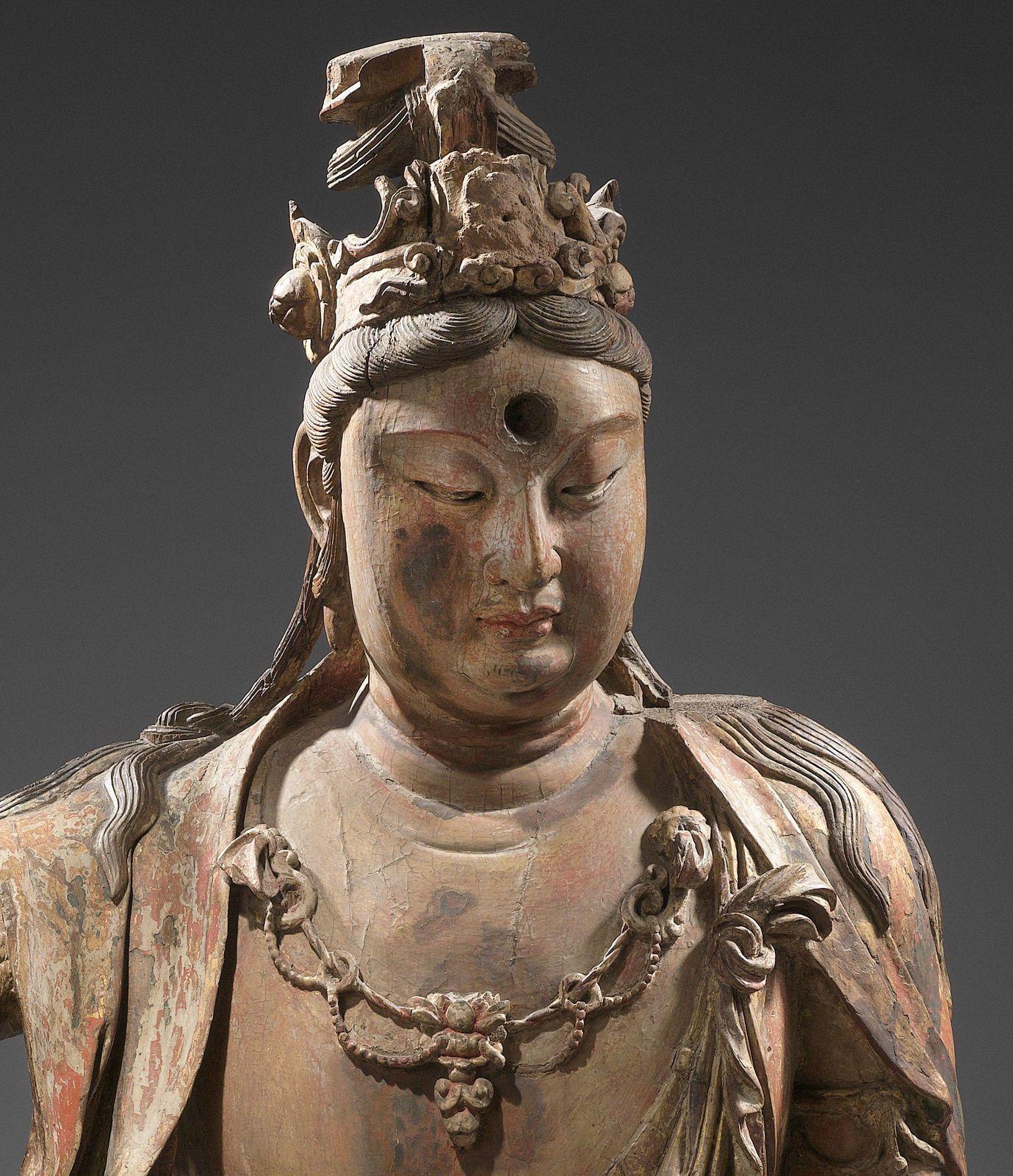 Bodhisattva  Guanyin - Photos: Rijkmuseum Amsterdam - 11000/1200 ap JC