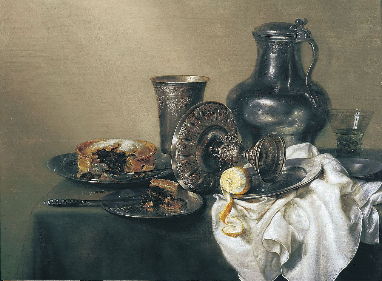 Willem Claesz - Natures mortes