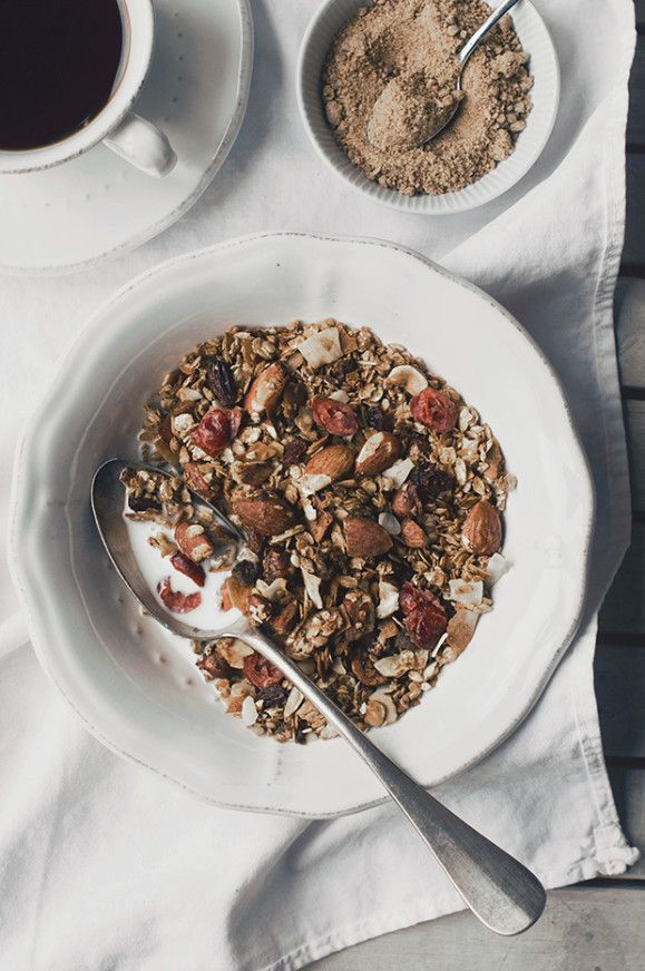 Granola maison - recette facile