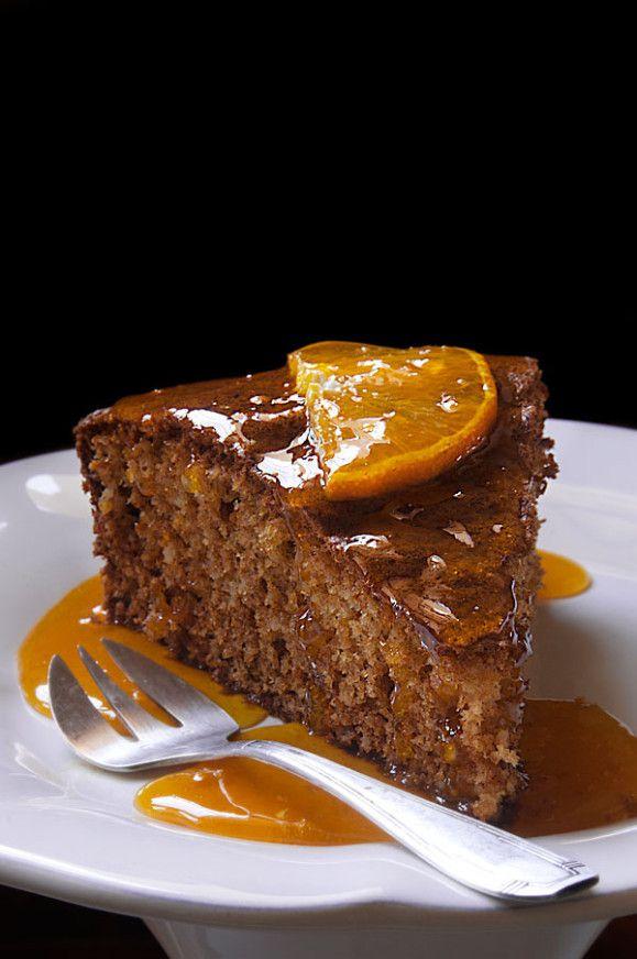 Gâteau à la clémentine - recette facile