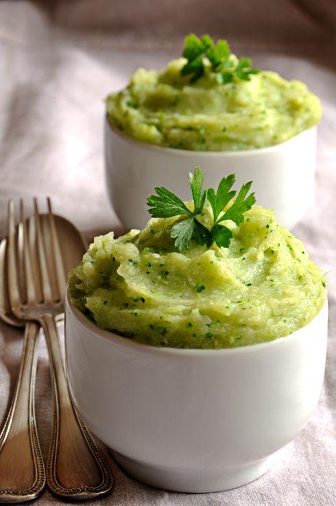 Purée de brocolis - recette facile - la cuisine de Nathalie