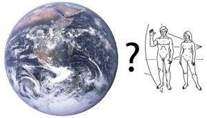 L'homme ne serait pas issu de la planète Terre...!