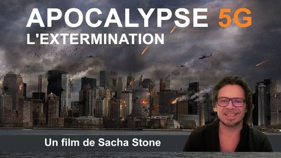 Apocalypse 5G l'extermination...