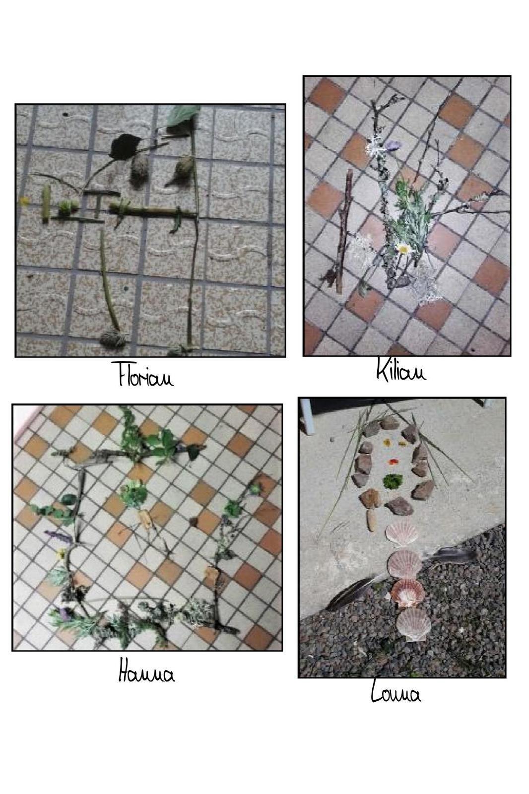 "Groupe Facebook "" Ateliers pour artistes en herbe"" Sujet N°13"