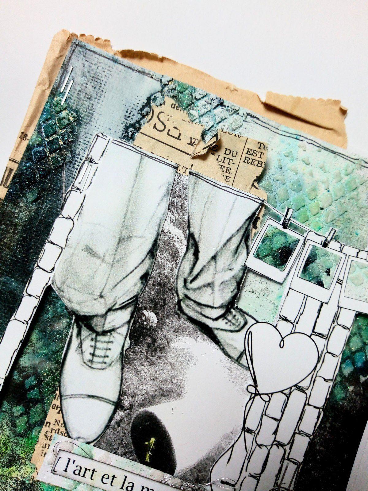 """Carte """"L'Art et la manière"""""""