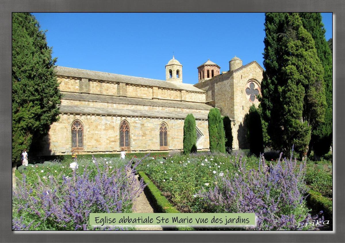 Abbaye de Fontfroide...