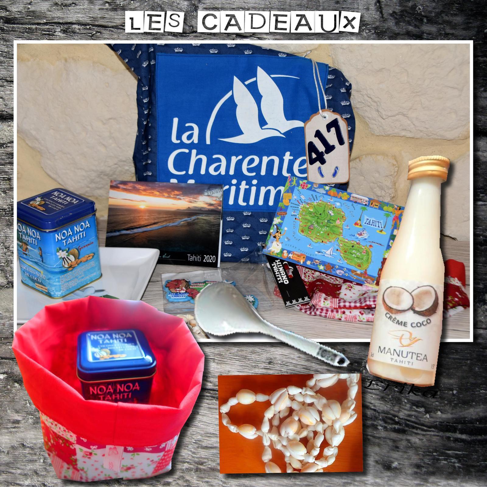 Sac Charente Maritime n° 417 dans la Drôme...