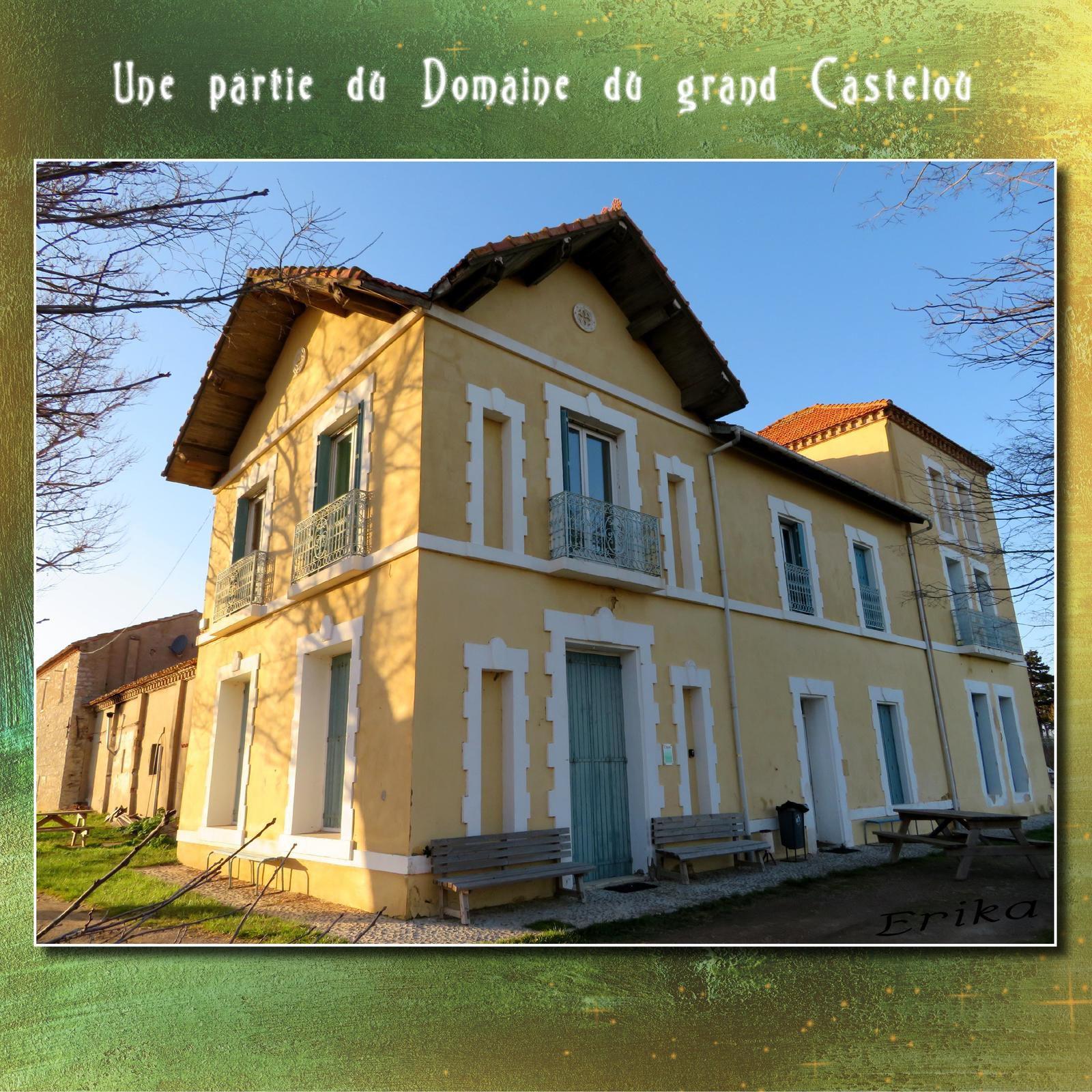 Domaine du  Grand Castelou...