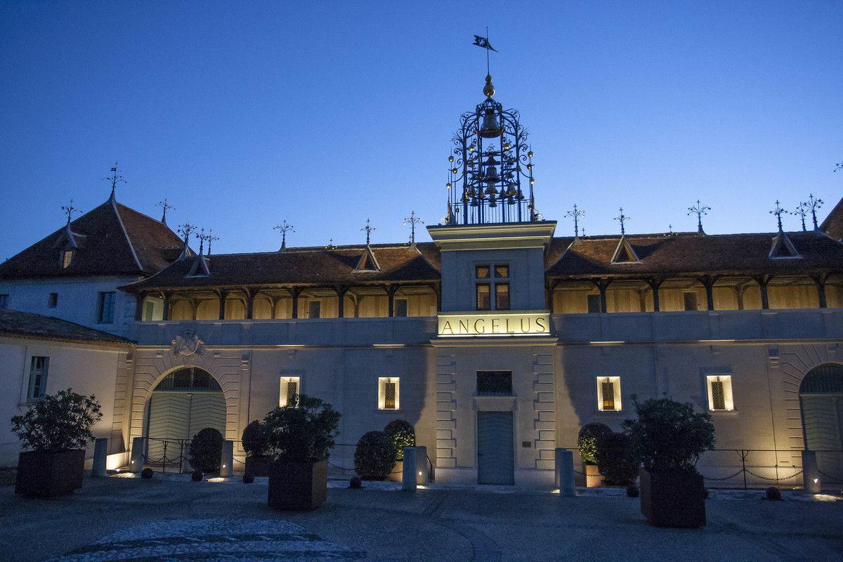 Visite à Chateau Angelus