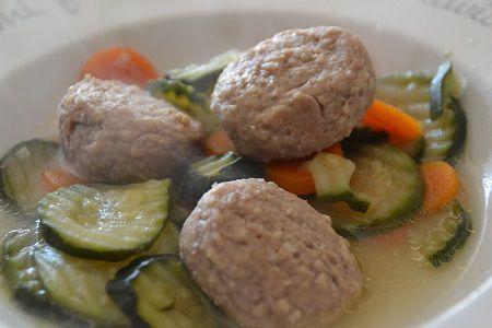 Fiche cookeo boulettes de boeuf aux légumes