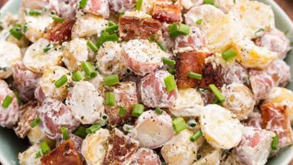 Recette cookeo pommes de terre lardons une idée pour cet été