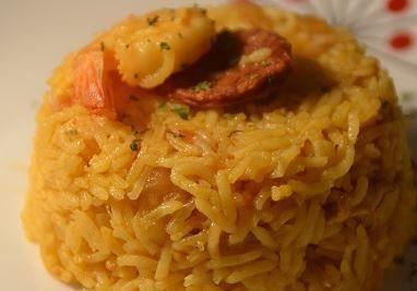 Cookeo : riz chorizo crevettes