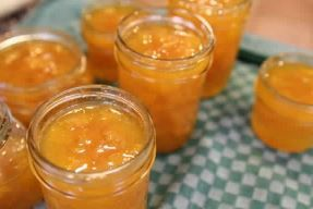 Confiture ananas vanille au cookeo
