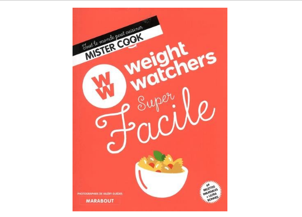 Weight watchers super facile le livre