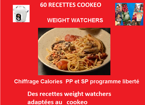 60 recettes cookeo weight watchers de JP