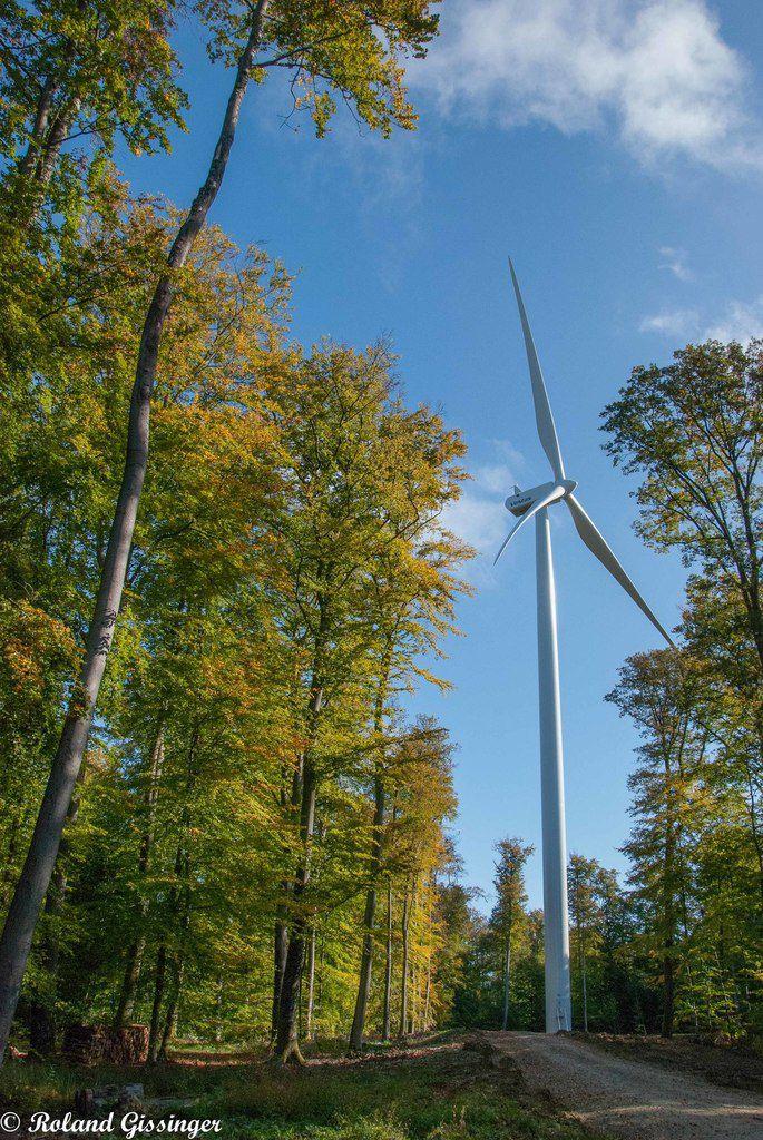 Installation éoliennes Herbitzheim
