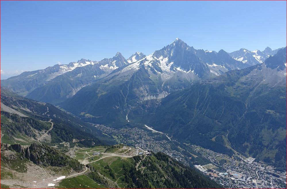 Le séminaire a eu lieu à Chamonix, en Haute-Savoie.